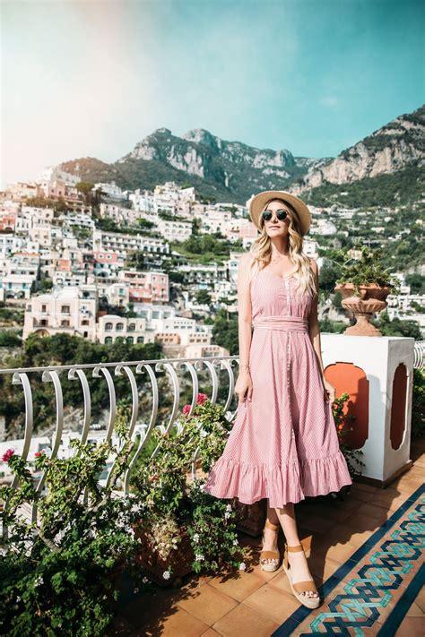 Visits Positano Italy With Royal Caribbean Cruises Top
