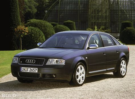 2002 Audi S6 Information And Photos Zombiedrive
