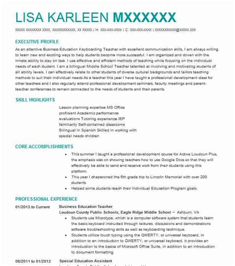 Va Gov Resume Builder by Government Resume Exles Sles Livecareer