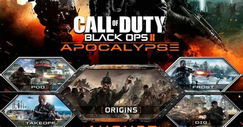 apocalypse   nome  ultimo dlc de call  duty black