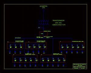 Line Diagram Dwg Block For Autocad  U2013 Designs Cad