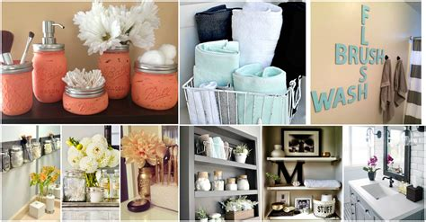 bathroom accessories ideas 20 cool bathroom decor ideas that you are going to