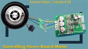 Bldc Hover Board Motor Controller