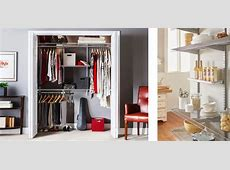 Closet Organizers and Closet Systems