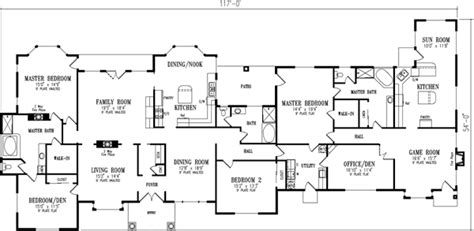 single 5 bedroom house plans luxury style house plans 4180 square home 1