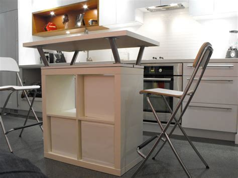 Kitchen island with bench seating, ikea stenstorp kitchen
