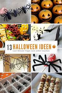Halloween Snacks Selber Machen : 13 einfache halloween dekorationen gruselige kinder partysnacks partyideen pinterest ~ Eleganceandgraceweddings.com Haus und Dekorationen