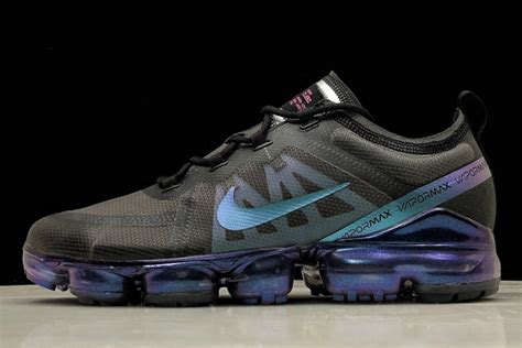 nike air vapormax  run utility blackblue multi color