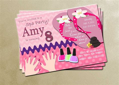 spa party ideas  girls birthday images  spa party