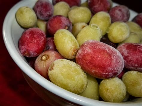 Karissas Gluten Free Recipes Frozen Grapes