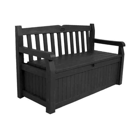 norfolk leisure iceni waterproof storage bench on sale