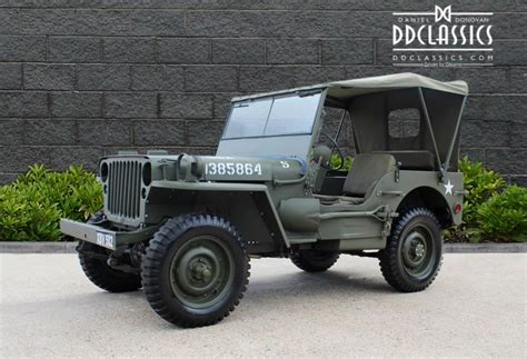 army jeep ww2 ford gpw ww2 military jeep lhd