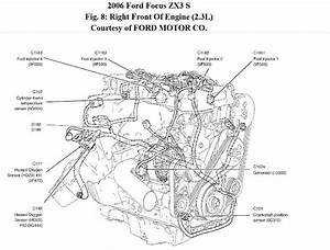 Map Sensor Location 2006 Ford Five Hundred