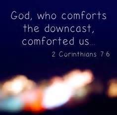 god comforts us 2 corinthians 9 8 faith blessed is she who believes