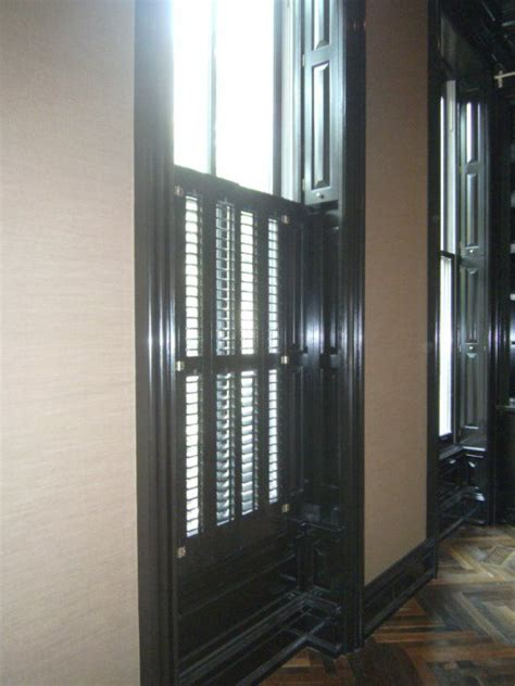 authentic embrasured shutters