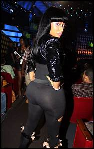 Nicki Minaj Talks Butt Pads Rumors PHOTOS Global Grind