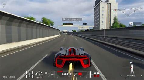 best gran turismo sport cars gran turismo sport srt tomahawk vgt 611 km h top speed