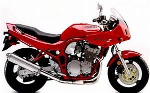 Suzuki Gsf-600 Bandit Repair Manual 1994-1999 Pdf