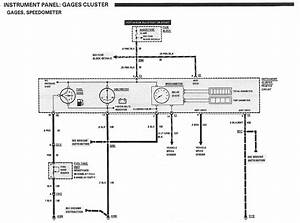 Wiring Diagram For The Digital Dash    88 Gta