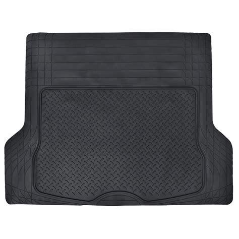 floor mats suv trunk cargo floor mats for car suv truck auto all weather black heavy duty ebay