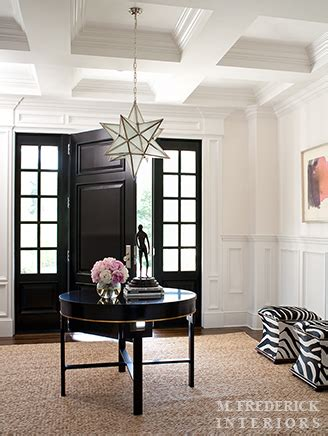 foyer table transitional entrancefoyer  frederick