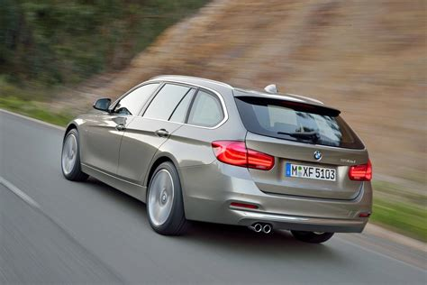Official Photos Of Facelifted 2015 Bmw 3 Series Hit Web
