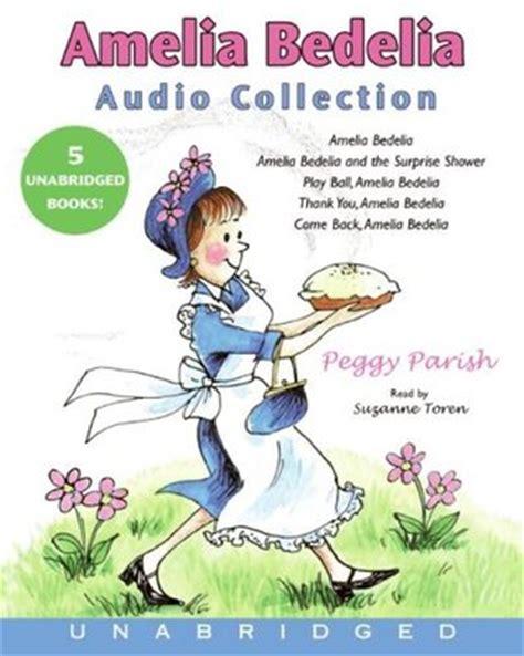 amelia bedelia cd audio collection  peggy parish
