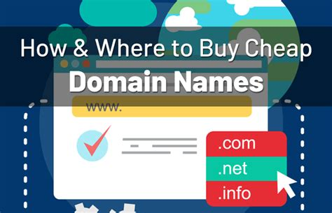 Search for and buy a cheap new.cheap domain extension now! How & Where to Buy Cheap Domain Names?
