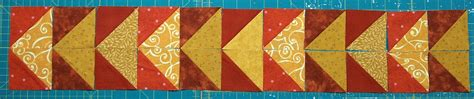 triangle quilt border templates 10 border designs made with half square triangles part 1