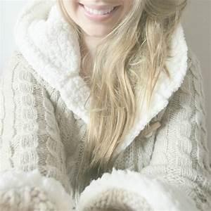 winter, fashion, white, girl, beige - image #592095 on ...