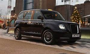 The New TX5 Electric Taxi Is Now Ready For Londoners | E-Hike