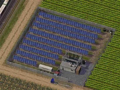 Plant Solar Power Sm2 Ge Simtropolis