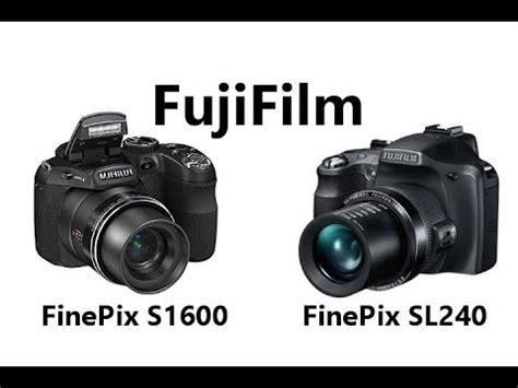 objectif fujifilm finepix s1600