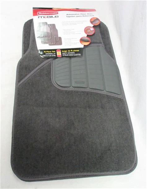 rubbermaid floor mats new rubbermaid automotive floor mats universal fit 4
