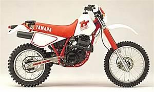 1985-1986 Yamaha Tt600 Service Manual Repair Manuals