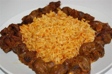 recette cuisine senegalaise i me some jollof rice omonaij
