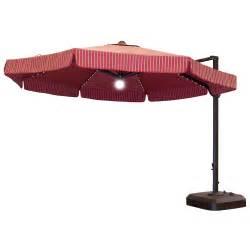 Sunbrella Patio Umbrella 11 Foot by Master Re206 Jpg