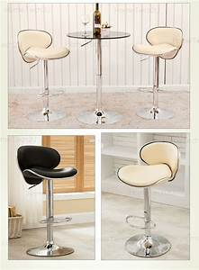 hometech2u curvee modern adjustable counter bar stool With home bar furniture malaysia