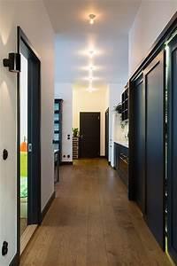 les 25 meilleures idees concernant portes noires sur With couleur pour couloir sombre 0 un couloir noir par a part ca