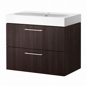 Ikea Waschtisch Godmorgon : godmorgon br viken sink cabinet with 2 drawers white stained oak white stained oak effect ~ Orissabook.com Haus und Dekorationen