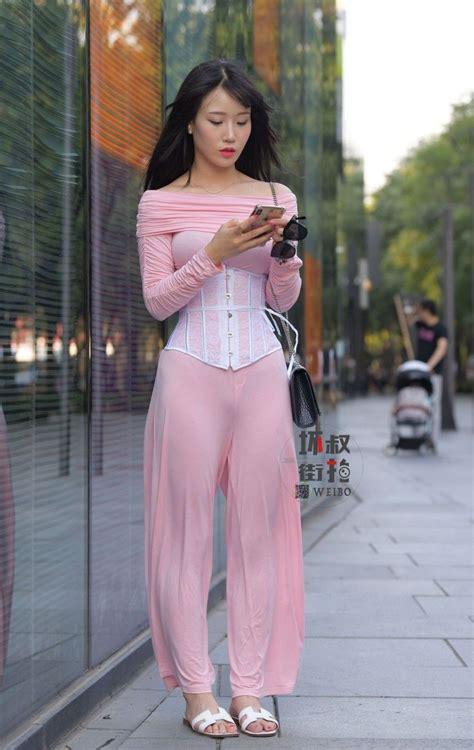 길거리녀 모음 7 2020 여성 거리 패션 아름다운 여성
