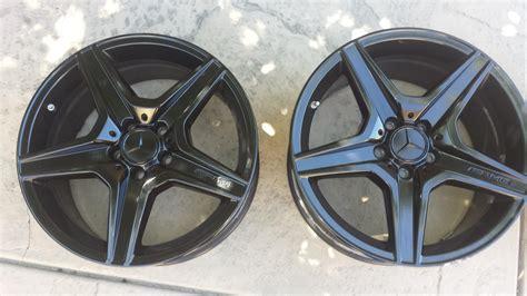 fs   oem powder coated  wheels mbworld