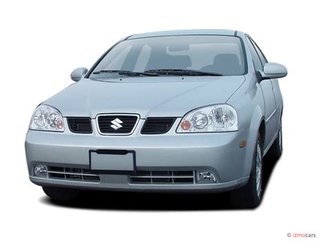 Suzuki Forenza Reviews by 2004 Suzuki Forenza Review Ratings Specs Prices And