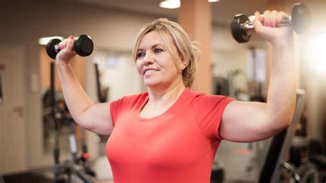 krafttraining bei frauen mit mini workout effektiv