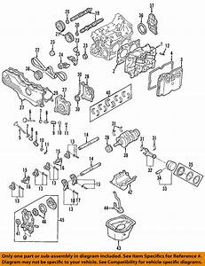 2009 Subaru Forester Parts Diagram