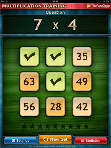 There are several ipad apps that teach kids about science. Multiplication Apps iPad | Multiplication apps, Math apps ...