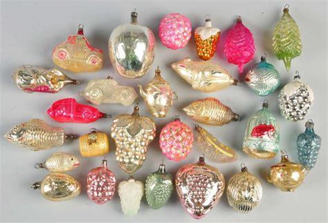 glass christmas ornaments worth