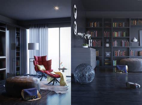 home library interior design 3 contemporary home library interior design ideas