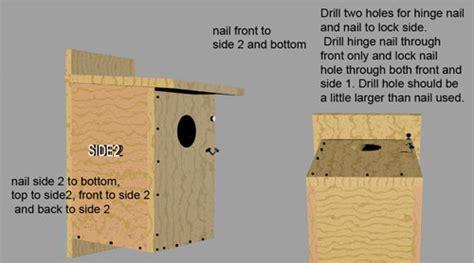 kestrel nest box plans missouri falconers association
