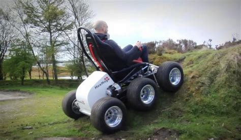 hexhog all terrain wheelchair wordlesstech
